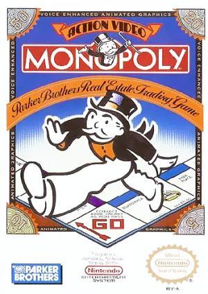 Monopoly/NES
