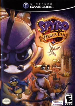 Spyro A Hero's Tail/GameCube