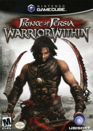 Prince Of Persia Warrior Within/GameCube