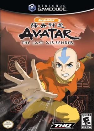 Avatar The Last Airbender/Game Cube