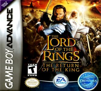 The Lord Of The Rings The Return Of The King/GBA
