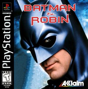 Batman And Robin/PS1