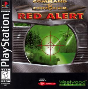 Command & Conquer Red Alert/PS1