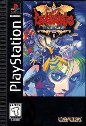 Darkstalkers The Night Warriors/PS1