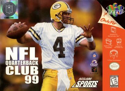 NFL Quarterback Club '99/N64