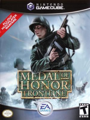 Medal Of Honor Frontline/Game Cube