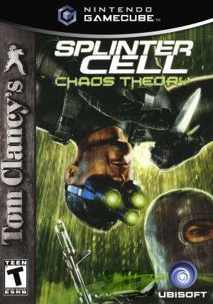 Splinter Cell Chaos Theory/GameCube