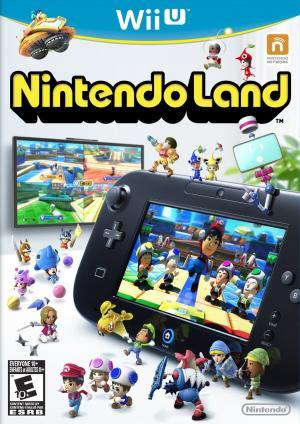 Nintendo Land/Wii U