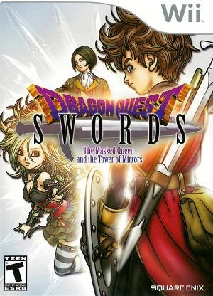 Dragon Quest Swords The Masked Queen And The Tower of Mirrors/Wii