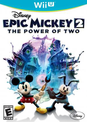 Epic Mickey 2 The Power Of Two/Wii U