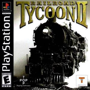 Railroad Tycoon 2/PS1