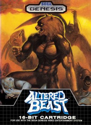 Altered Beast/Genesis