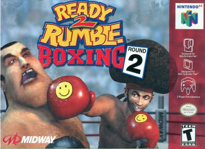 Ready 2 Rumble Boxing Round 2/N64