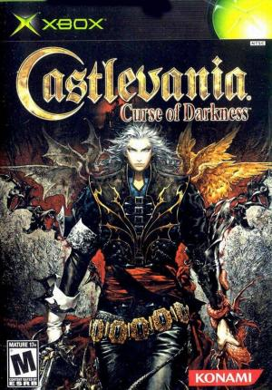 Castlevania Curse of Darkness/Xbox