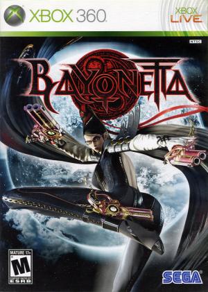 Bayonetta/Xbox 360