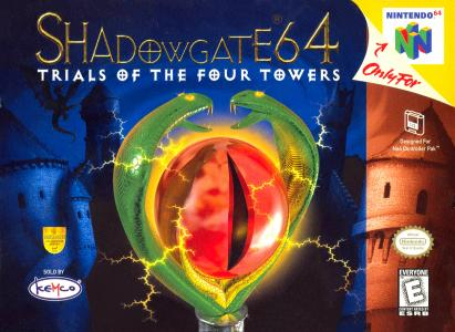 Shadowgate 64 Trials Of The Four Towers/N64