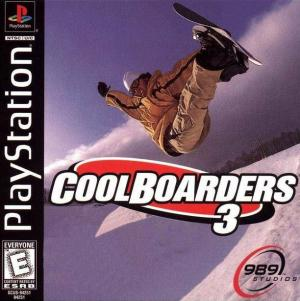 Cool Boarders 3/PS1