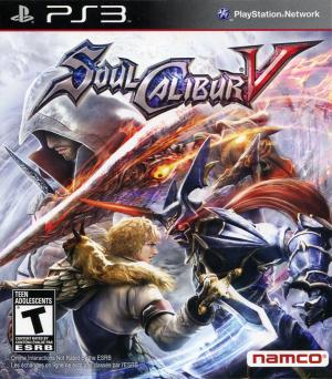 Soul Calibur V/PS3