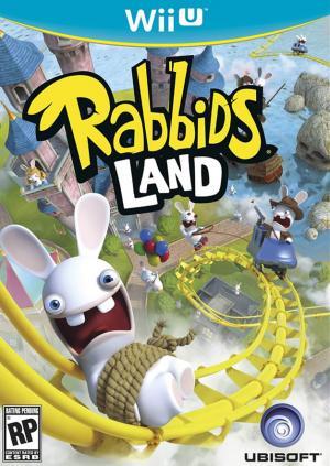 Rabbids Land/WiiU