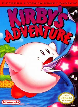 Kirby's Adventure/NES