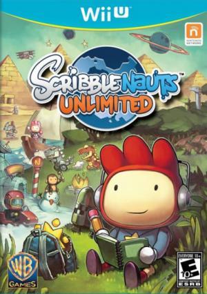 Scribblenauts Unlimited/WiiU