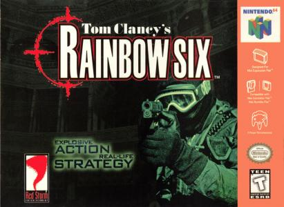 Tom Clancy's Rainbow Six/N64
