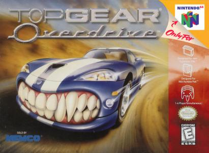 Top Gear Overdrive/N64