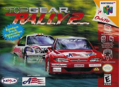 Top Gear Rally 2/N64