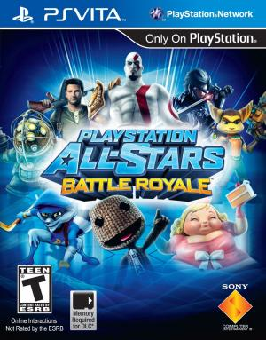 Playstation All-Stars Battle Royale/PS Vita