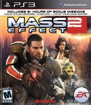 Mass Effect 2/PS3