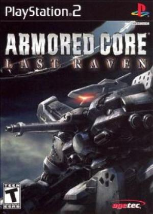 Armored Core Nine Breaker/PS2