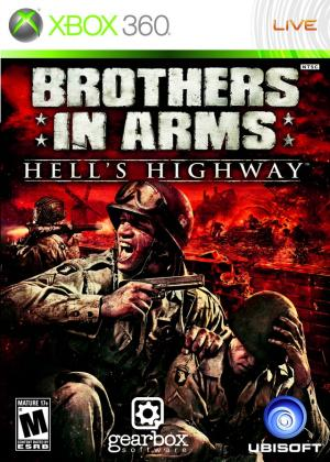 Brothers In Arms Hell's Highway/Xbox 360