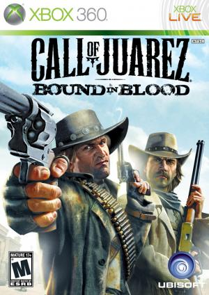 Call of Juarez Bound in Blood/Xbox360