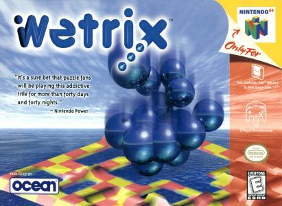 Wetrix/N64