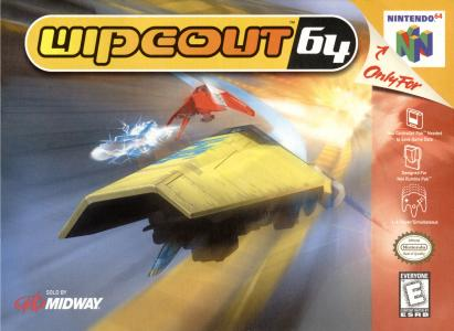 Wipeout 64/N64