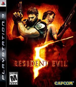 Resident Evil 5/PS3