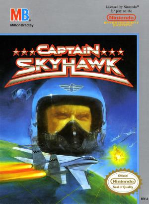 Captain Skyhawk/NES