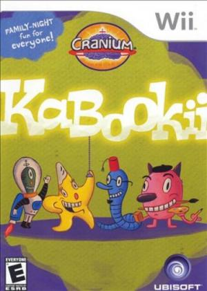 Cranium Kabookii/Wii