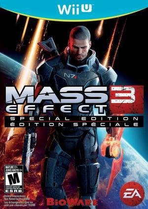 Mass Effect 3/Wii U