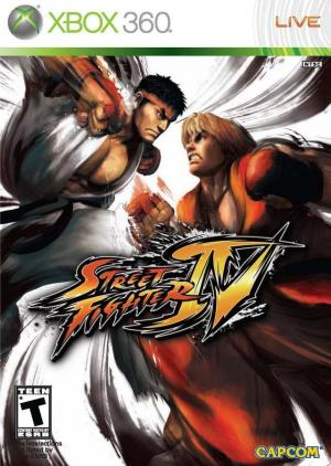 Street Fighter IV/Xbox 360