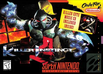Killer Instinct/SNES