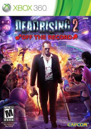 Dead Rising 2 Off The Record/Xbox 360
