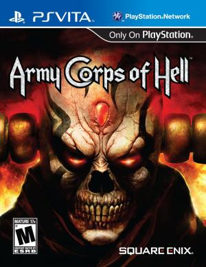 Army Corps Of Hell/Ps Vita