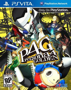 Persona 4 Golden/PS Vita