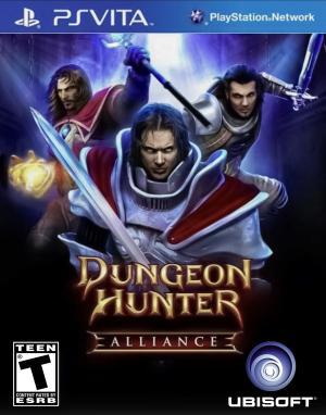 Dungeon Hunter Alliance/ PS Vita