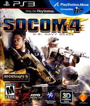 Socom 4/PS3