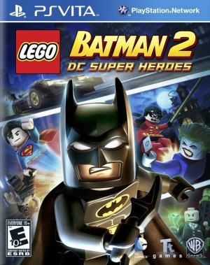 Lego Batman 2 DC Super Heroes/PS Vita