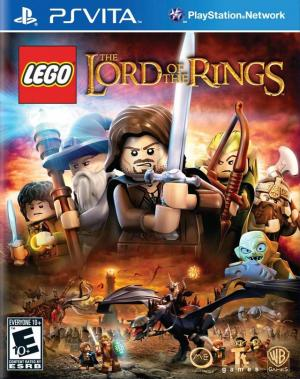 Lego Lord Of The Rings/PS VITA