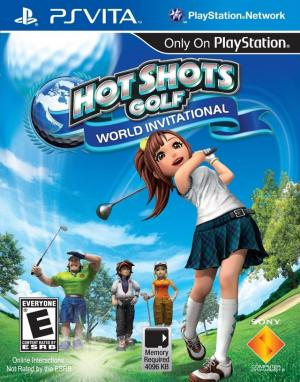 Hot Shots Golf World Invitational/PS Vita