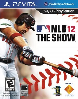 MLB 12 The Show/PS Vita